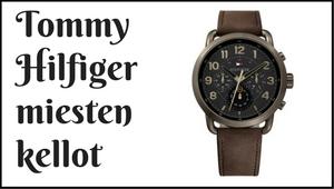Tommy Hilfiger kellot  6f324ed2dc