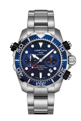 Certina DS Action Chronograph Automatic miesten rannekello C0134271104100 - Certina  miesten rannekellot - C0134271104100 - 1 b12e444873