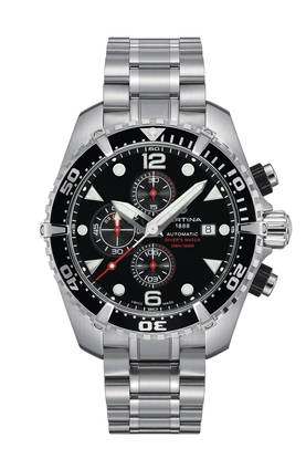Certina DS Action Automatic Divers C0324271105100 - Certina miesten rannekellot - C0324271105100 - 1