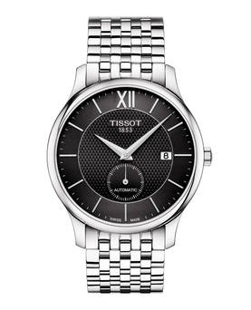 Tissot Tradition Automatic Small Second miesten rannekello T0634281105800 - Tissot miesten rannekellot - T0634281105800 - 2