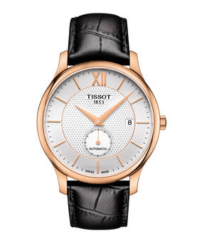 Tissot Tradition Automatic Small Second miesten rannekello T0634283603800 - Tissot miesten rannekellot - T0634283603800 - 2