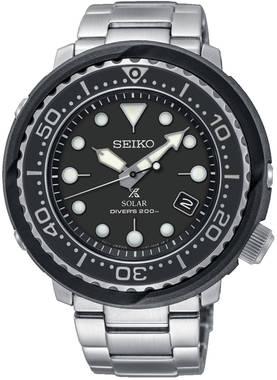 Seiko Prospex Solar Diver miesten rannekello - Seiko miesten rannekellot -  SNE497P1 - 1 333fe79bd2