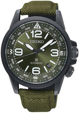 Seiko Prospex Automatic miesten rannekello SRPC33K1 - Seiko miesten  rannekellot - SRPC33K1 - 1 150baa6c6f