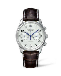 Longines Master Collection Chronograph Automatic miesten rannekello L26294783 - Longines - L26294783 - 1