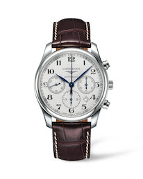 Longines Master Collection Chronograph Automatic 42mm miesten rannekello L27594783 - Longines miesten rannekellot - L27594783 - 1
