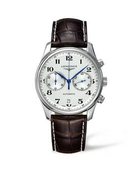 Longines Master Collection Chronograph Automatic 40mm miesten rannekello L26294783 - Longines - L26294783 - 1