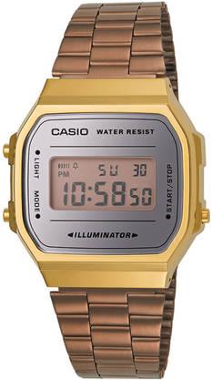 check out 90f9e 79b31 Casio Vintage miesten rannekello - Casio miesten rannekellot - A168WECM-5EF  - 1